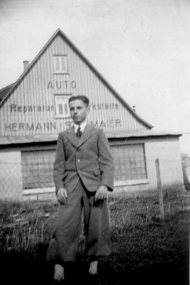 Herman Stegmaier Senior